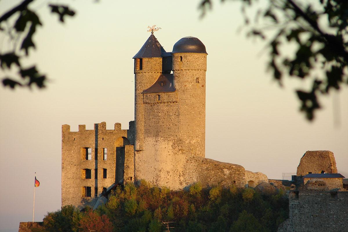 Burg Greifenstein - Eintritt & Öffnungszeiten